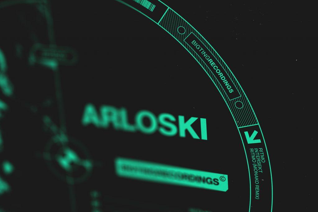 BTR001 Arloski – Ritmo/Intersekt